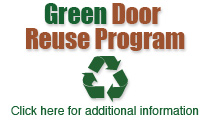 Green Door Reuse Program